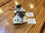 Maytag Microwave Support Upper Lower Interlock With Switches Part S Below
