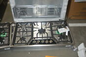 Thermador Sgsx365fs 36 Stainless 5 Burner Gas Cooktop Nob 32685 Hrt