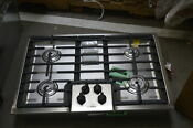 Bosch Ngm5055uc 31 Stainless 4 Burner Gas Cooktop Nob 32821 Clw