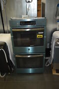 Ge Jk3500sfss 27 Stainless Double Electric Wall Oven Nob 33027 Hrt