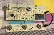 Ge Washer Control Board Wh12x10614