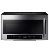 Samsung Me21h706mqs 30 Stainless Over The Range Microwave Nob 27484 Hl