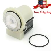 8181684 Whirlpool Washer Drain Pump Assembly 280187 285998 8182819 8182821