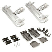 W10712394 Dishwasher Upper Rack Adjuster Kit Whirlpool Kitchenaid Ap5956100