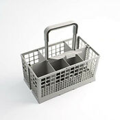 1x Home Universal Dishwasher Cutlery Silverware Basket For Whirlpool Maytag Part