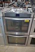 Whirlpool Wod93ec0as 30 Double Electric Wall Oven Stainless Nob 35771 Mad