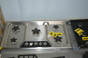 Thermador Sgsx365fs 36 Stainless 5 Burner Gas Cooktop Nob 35271 Hrt