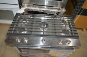 Kitchenaid Kcgs556ess 36 Stainless Cooktop Nob 6052 Mad