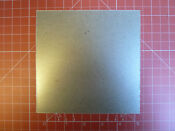 Siemens Microwave Waveguide Cover Mica Sheet 150mm X 150mm Cut To Size