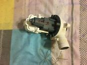 Whirlpool Washer Drain Pump W10614033