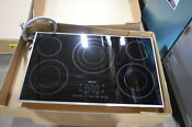 Jenn Air Jec4536bs 36 Stainless Radiant Electric 5 Burner Cooktop Nob 6024 Mad