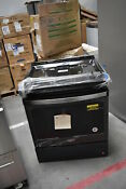 Whirlpool Weg515s0fv 30 Black Slide In Gas Range Nob 40410 Mad