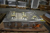 Fisher Paykel Cpv2366nn 36 Stainless Professional Gas Cooktop Nob T2 40299 Hrt
