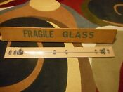 Ge Refrigerator Vintage Defrost Heater Wr51x133 Glass Tube D