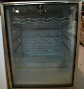 U Line Wine Cooler Built In Storage Refrigerator