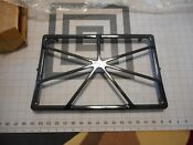 Kitchenaid Gas Cooktop Range Burner Grate Enameled Cast Iron New Old Stock A
