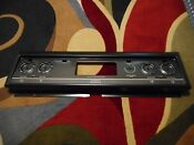 Frigidaire Gallery Range Control Panel New Part Free Shipping D