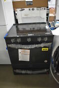 Whirlpool Wee750h0hv 30 Black Stainless Slide In Electric Range Nob 41329 Clw