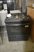 Ge Jgss66felds 30 Black Slate Slide In Gas Range 41415 Hrt