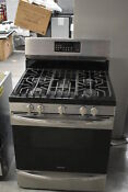 Frigidaire Lggf3046tf 30 Stainless Freestanding Gas Range 35018 Clw