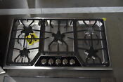 Thermador Sgsx365fs 36 Stainless 5 Burner Gas Cooktop Nob 33414 Clw