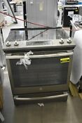 Ge Js760eles 30 Slate Slide In Electric Range 43351 Hrt