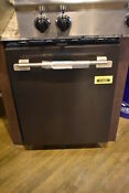 Aga Aelttdwmbl 24 Matte Black Fully Integrated Dishwasher Nob 31680 Mad