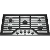 Whirlpool Wcg55us6hs 36 Stainless Gas Cooktop Nob 44691 Mad