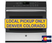 New Ge Profile 30 Single Electric Oven With Convection Pt7050sfss