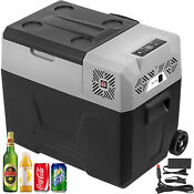 57qt Portable Fridge Freezer Lg Compressor 12 24v Dc 12 24v Dc Drink No Noise