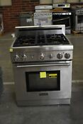 Thermador Prd304ghu 30 Stainless Pro Style Dual Fuel Range Nob 44990 Hrt