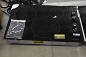 Jenn Air Jec3430bb 30 Black 4 Burners Electric Radiant Cooktop Nob 45101 Hrt