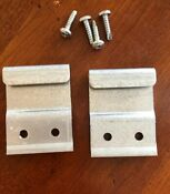 Whirlpool Washer Dryer Stack Kit 8572546 Duet Sport Brackets And Screws Only