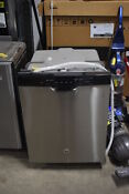 Ge Gdf510psjss 24 Stainless Full Console Dishwasher Nob 26312 Mad