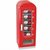 Frigidaire Soda Vending Machine Mini Fridge Retro Coke Beverage Drink 10 Can