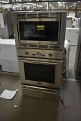 Thermador Podmw301j 30 Stainless Triple Combination Wall Oven Nob 46469 Hrt