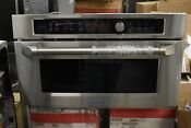 Ge Monogram Zsc1202jss 30 Stainless Electric Single Wall Oven Nob 41615 Hrt