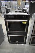 Kitchenaid Kode500ebs 30 Black Stainless Double Wall Oven Nob 39429 Mad