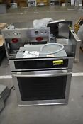 Jenn Air Jjw2427ds 27 Stainless Single Wall Oven W Convection Nob 44957 Hrt