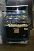 Kitchenaid Kfgs530ess 30 Stainless Convection Oven Gas Range Nob 39198 Clw