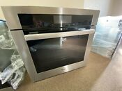Miele Contourline M Touch Series H6780bp 30 Built In Single Electric Oven