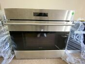 Wolf So30te S Th 30 E Series Transitional Single Oven