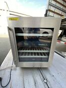 Gaggenau Rw404761 24 Under Counter 34 Bottle Capacity Wine Cooler