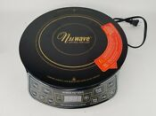 New Open Box Nuwave Pic Gold Precision Induction Cooktop 30201 Aq Burner 1500 W