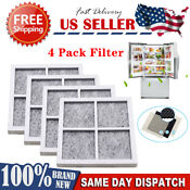4 Pack Replacement Refrigerator Air Filter For Lg Lt120f Kenmore Elite 469918 Us