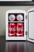 Coca Cola 6 Can Ac Dc Personal Mini Cooler Mini Fridge 4 2 Quarts 4 Liters