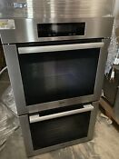 Miele H4894bp2 Master Chef 30 Double Wall Oven