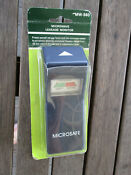 Microwave Leakage Monitor By Microsafe In Original Packing With Instructions