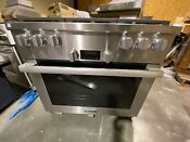 Miele Hr1134g 36 Professional 36 Inch Pro Style Gas Range Lp Use Only
