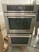 Jenn Air Jjw2830wp 30 Pro Style Double Wall Oven